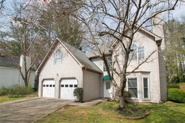 2100 Winsburg Drive NW, Kennesaw, GA 30144 (MLS #6519379) :: Kennesaw Life Real Estate