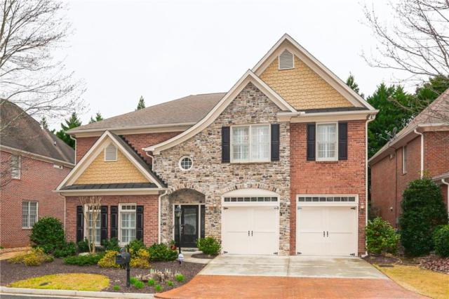 445 Wembley Circle, Sandy Springs, GA 30328 (MLS #6519427) :: The Cowan Connection Team