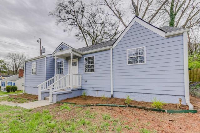 1160 Fair Street SW, Atlanta, GA 30314 (MLS #6519441) :: Iconic Living Real Estate Professionals