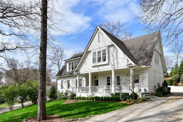 4350 Peachtree Dunwoody Road NE, Atlanta, GA 30342 (MLS #6519443) :: Kennesaw Life Real Estate