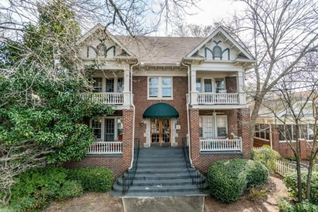 1071 N Highland Avenue NE #2, Atlanta, GA 30306 (MLS #6519473) :: The Zac Team @ RE/MAX Metro Atlanta