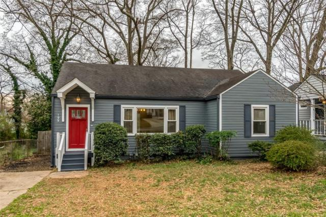 199 Mellrich Avenue NE, Atlanta, GA 30317 (MLS #6519482) :: The North Georgia Group