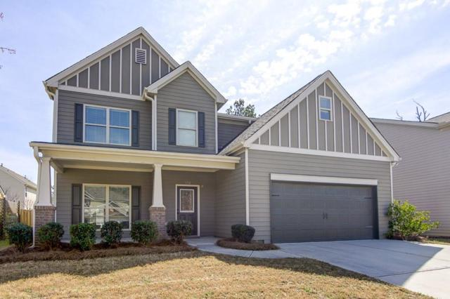 152 Parkway Drive, Fairburn, GA 30213 (MLS #6519520) :: The Cowan Connection Team