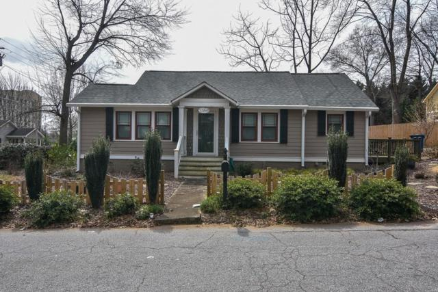 1360 Cambridge Avenue, Atlanta, GA 30344 (MLS #6519636) :: Todd Lemoine Team
