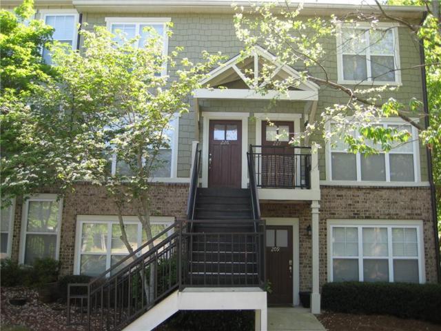 490 Barnett Shoals Road #206, Athens, GA 30605 (MLS #6519685) :: The North Georgia Group