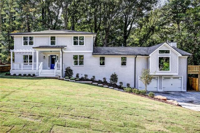 2184 Meadowcliff Drive NE, Atlanta, GA 30345 (MLS #6519699) :: The Zac Team @ RE/MAX Metro Atlanta