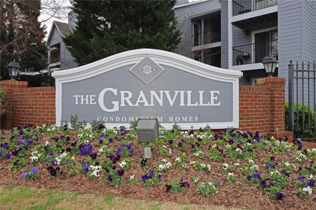 534 Granville Court #534, Sandy Springs, GA 30328 (MLS #6519789) :: The North Georgia Group
