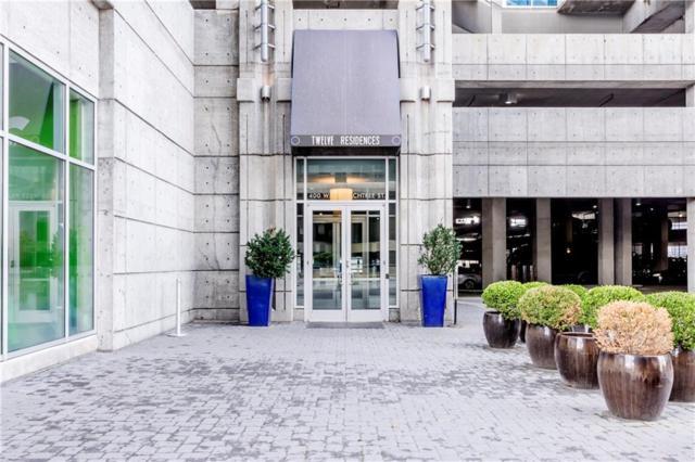 400 W Peachtree Street #1405, Atlanta, GA 30308 (MLS #6519792) :: RE/MAX Paramount Properties