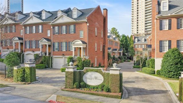 2804 Rumson Court NE, Atlanta, GA 30305 (MLS #6519910) :: Good Living Real Estate