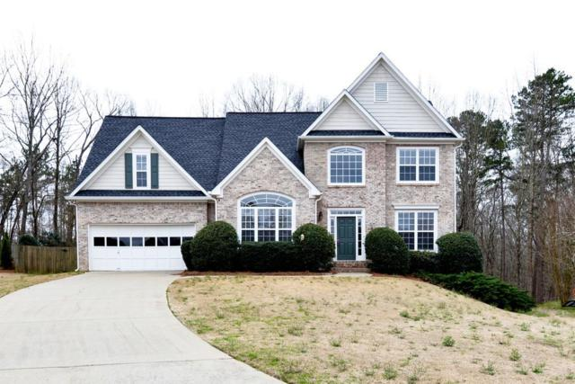 3904 Lake Leaf View, Suwanee, GA 30024 (MLS #6519917) :: The Cowan Connection Team