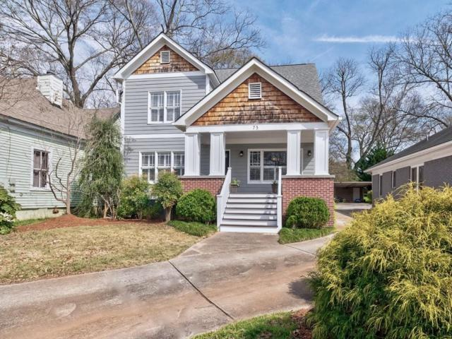73 Howard Street NE, Atlanta, GA 30317 (MLS #6519928) :: The North Georgia Group