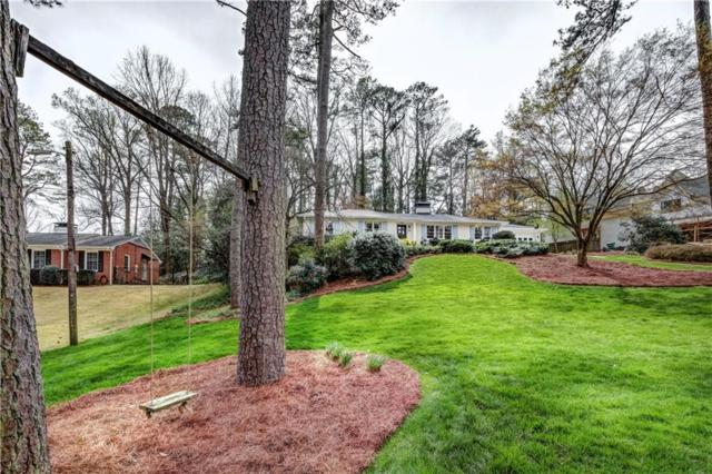56 Pine Lake Drive, Sandy Springs, GA 30327 (MLS #6519991) :: RE/MAX Prestige