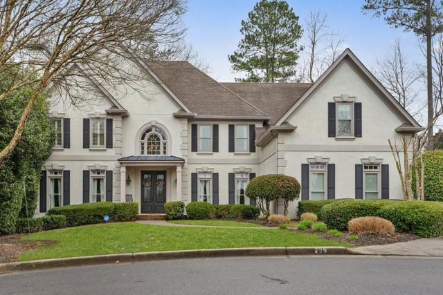 295 Steeple Point Drive, Roswell, GA 30076 (MLS #6520012) :: The Zac Team @ RE/MAX Metro Atlanta