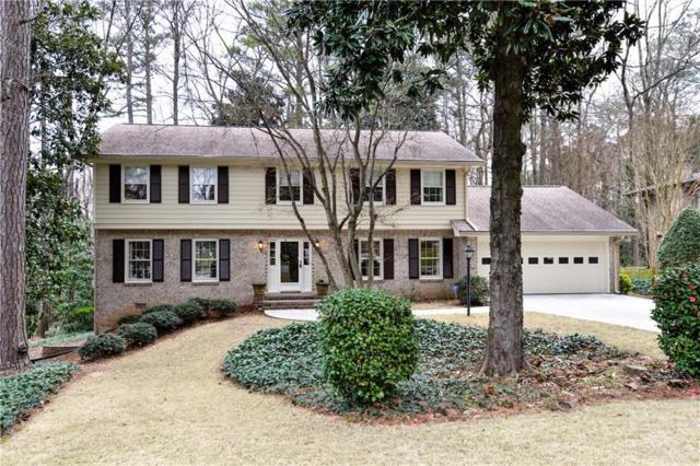 5387 Northchester Court, Dunwoody, GA 30338 (MLS #6520032) :: Buy Sell Live Atlanta