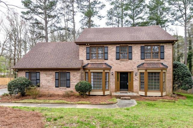 4196 Westerleigh Court, Peachtree Corners, GA 30092 (MLS #6520041) :: The Zac Team @ RE/MAX Metro Atlanta
