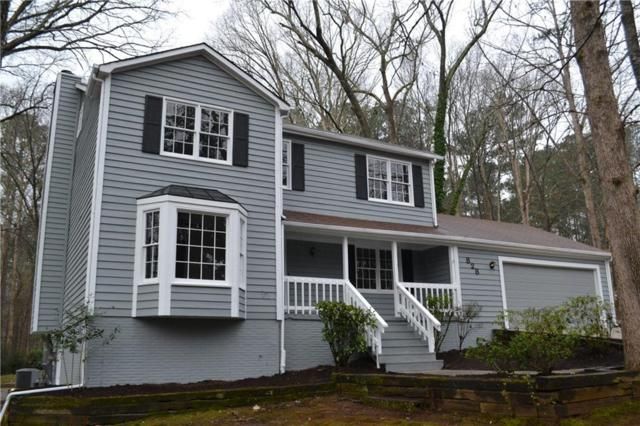 828 Covered Bridge Way, Fayetteville, GA 30214 (MLS #6520058) :: The Cowan Connection Team