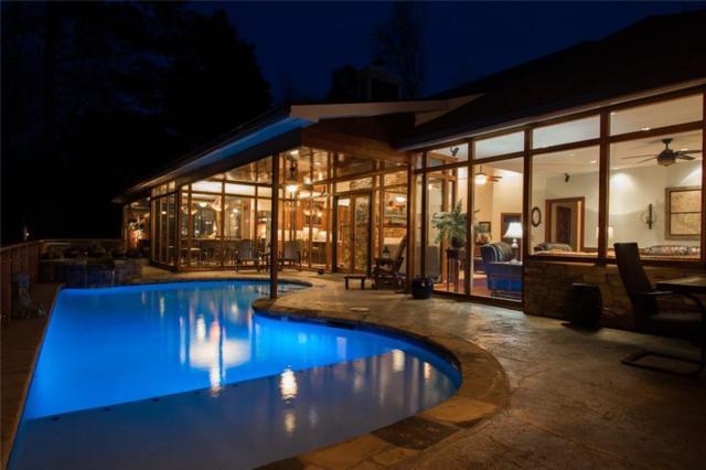 8910 Beaver Trail, Gainesville, GA 30506 (MLS #6520070) :: Iconic Living Real Estate Professionals