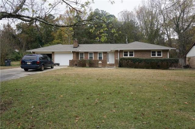 552 Hasty Drive, Lithia Springs, GA 30122 (MLS #6520090) :: Iconic Living Real Estate Professionals