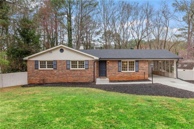 516 Stockwood Drive, Woodstock, GA 30188 (MLS #6520175) :: The Cowan Connection Team