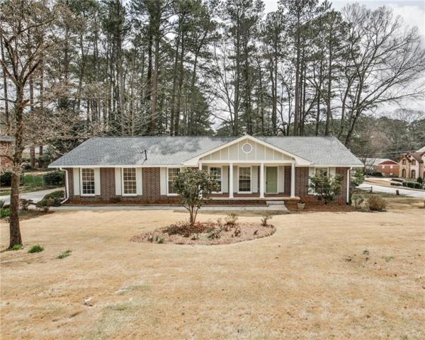 1701 Deerfield Circle, Decatur, GA 30033 (MLS #6520241) :: The Zac Team @ RE/MAX Metro Atlanta