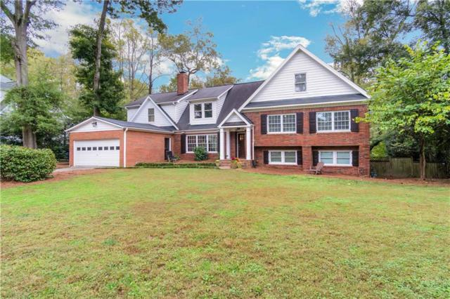 1350 Battleview Drive NW, Atlanta, GA 30327 (MLS #6520380) :: Buy Sell Live Atlanta