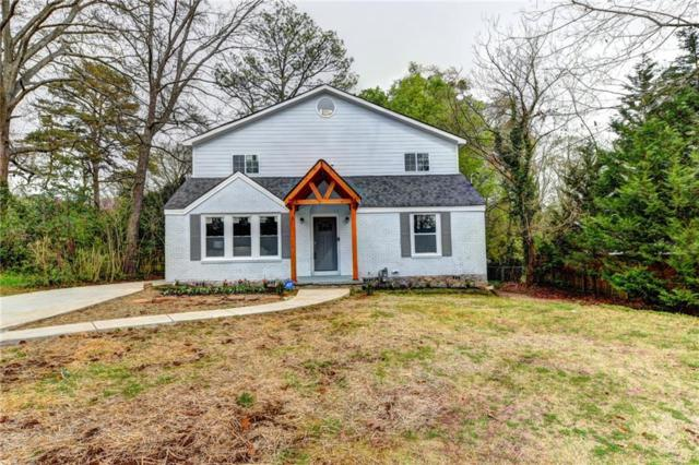 2032 Castlegate Terrace, Decatur, GA 30032 (MLS #6520416) :: The Zac Team @ RE/MAX Metro Atlanta