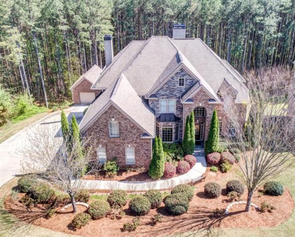 613 Talmadge Lane, Canton, GA 30115 (MLS #6520500) :: Hollingsworth & Company Real Estate