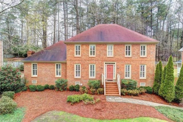 6045 Courtside Drive, Peachtree Corners, GA 30092 (MLS #6520517) :: Buy Sell Live Atlanta