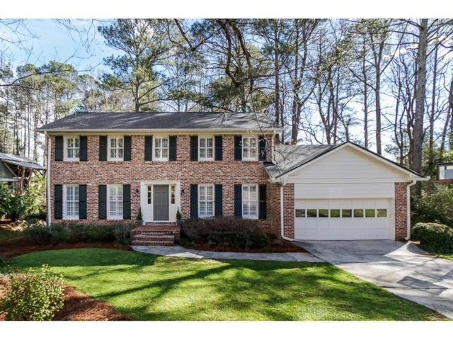 1514 Holly Bank Circle, Dunwoody, GA 30338 (MLS #6520547) :: Buy Sell Live Atlanta