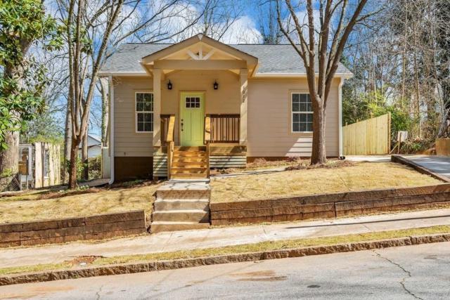 1012 Welch Street SW, Atlanta, GA 30310 (MLS #6520646) :: RE/MAX Paramount Properties