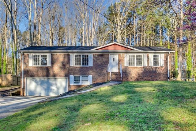 675 Teague Drive NW, Kennesaw, GA 30152 (MLS #6520725) :: North Atlanta Home Team