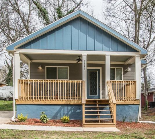 1387 Lyle Avenue, East Point, GA 30344 (MLS #6520845) :: Good Living Real Estate