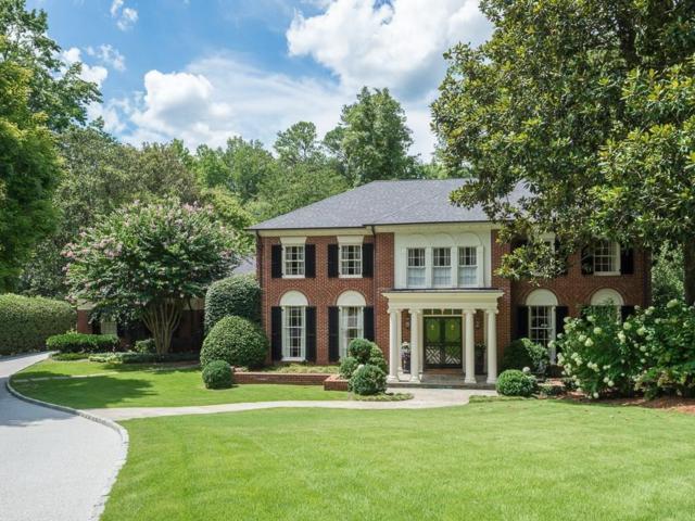 2855 Ramsgate NW, Atlanta, GA 30305 (MLS #6520889) :: Path & Post Real Estate