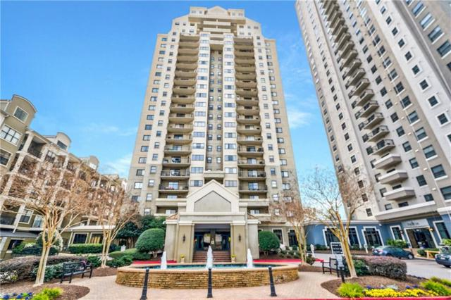 799 Hammond Drive #119, Sandy Springs, GA 30328 (MLS #6520921) :: The North Georgia Group
