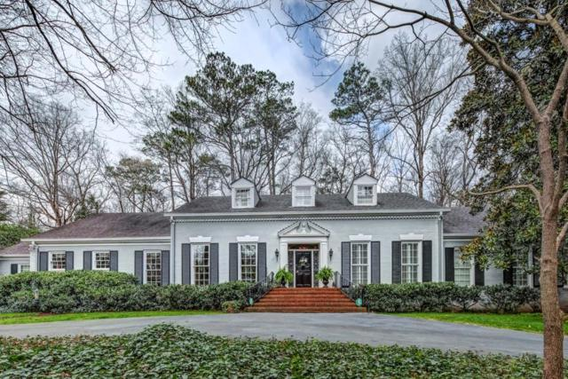 3602 Haddon Hall Road NW, Atlanta, GA 30327 (MLS #6521045) :: RE/MAX Paramount Properties