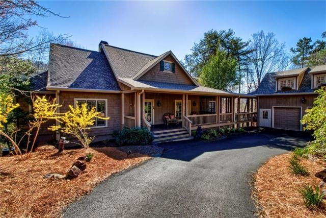 87 Woodpecker Way, Big Canoe, GA 30143 (MLS #6521192) :: Todd Lemoine Team