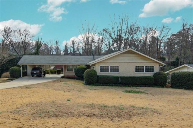 1490 Takeda Drive, Gainesville, GA 30501 (MLS #6521199) :: Iconic Living Real Estate Professionals