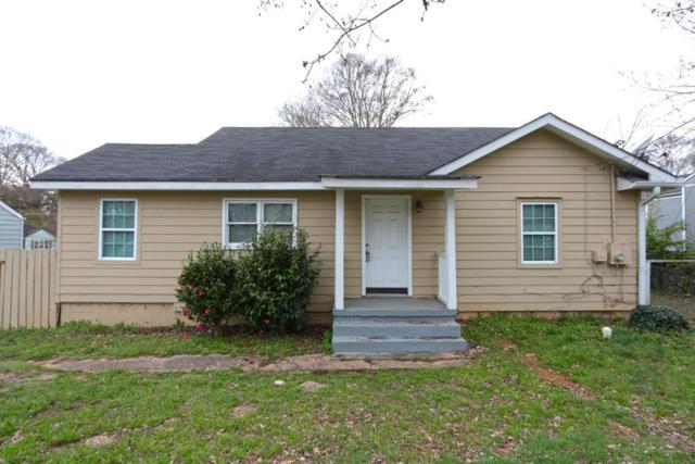 1806 Old Concord Road SE, Marietta, GA 30060 (MLS #6521325) :: Kennesaw Life Real Estate
