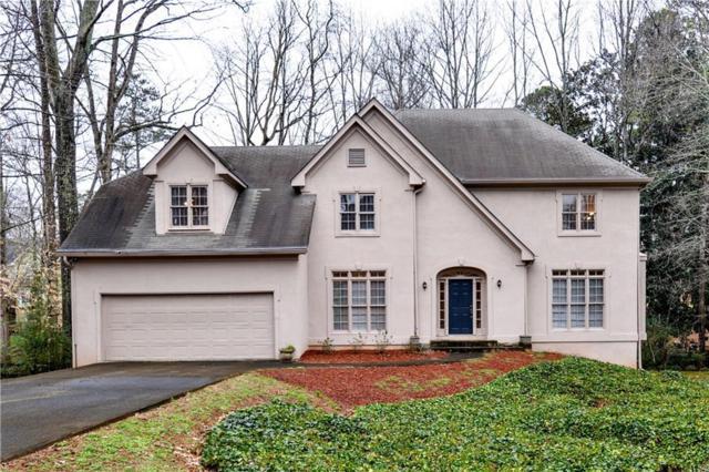 105 Hedge Lawn Trail, Alpharetta, GA 30004 (MLS #6521346) :: North Atlanta Home Team