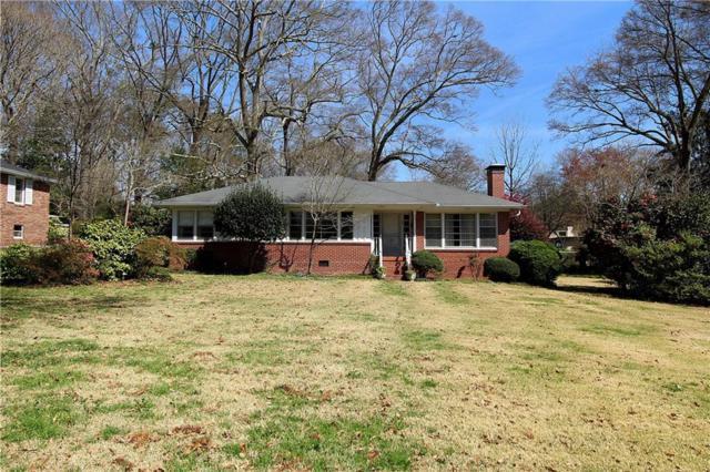 95 Hazel Street, Marietta, GA 30064 (MLS #6521421) :: RE/MAX Paramount Properties
