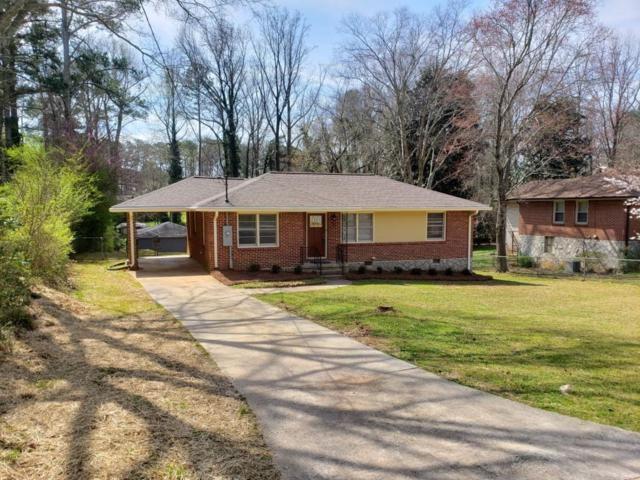 2049 Shady Lane, Tucker, GA 30084 (MLS #6521465) :: Rock River Realty