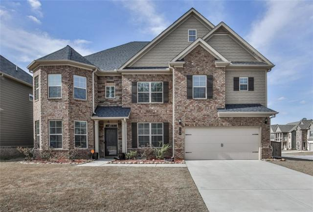 280 Brightfield Drive, Loganville, GA 30052 (MLS #6521477) :: The Stadler Group