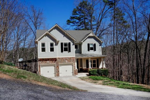 3560 Ridge Drive, Gainesville, GA 30501 (MLS #6521480) :: The Cowan Connection Team