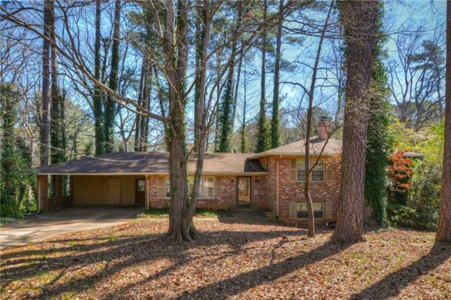 1433 Oak Grove Drive, Decatur, GA 30033 (MLS #6521505) :: The Cowan Connection Team