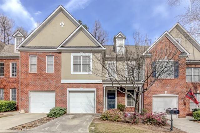 2321 Longcourt Way SE, Atlanta, GA 30339 (MLS #6521510) :: Charlie Ballard Real Estate