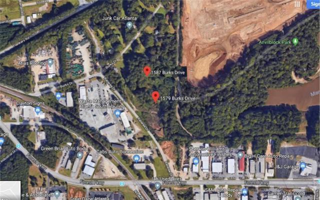 1579 Burks Drive, Morrow, GA 30260 (MLS #6521570) :: Iconic Living Real Estate Professionals