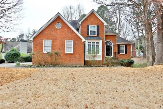 3614 Broken Arrow Drive, Woodstock, GA 30189 (MLS #6521572) :: Kennesaw Life Real Estate