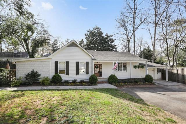 31 Cleburne Avenue NW, Marietta, GA 30064 (MLS #6521654) :: RE/MAX Prestige