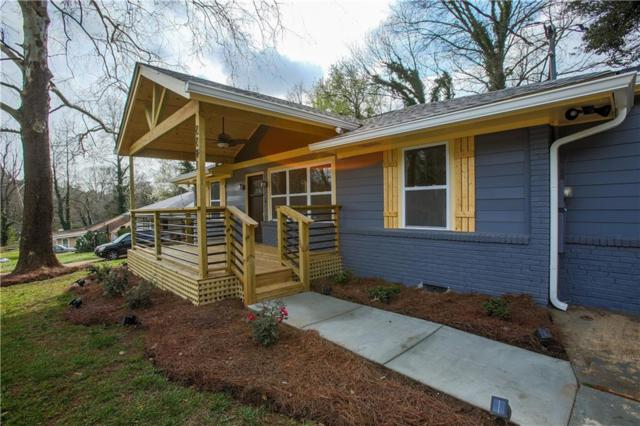 2281 Sheryl Drive, Decatur, GA 30032 (MLS #6521669) :: Iconic Living Real Estate Professionals