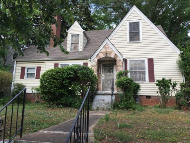60 SE Whitefoord Avenue SE, Atlanta, GA 30317 (MLS #6521689) :: The Heyl Group at Keller Williams